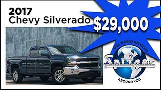 Chevy Silverado, Spitzer, MyValleyCars