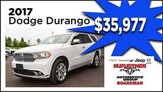 Dodge Durango, Kufleitner Boardman, MyValleyCars