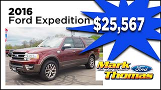Ford Expedition, Mark Thomas Ford, MyValleyCars