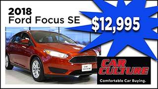 Ford Focus, Car Culture, MyValleyCars