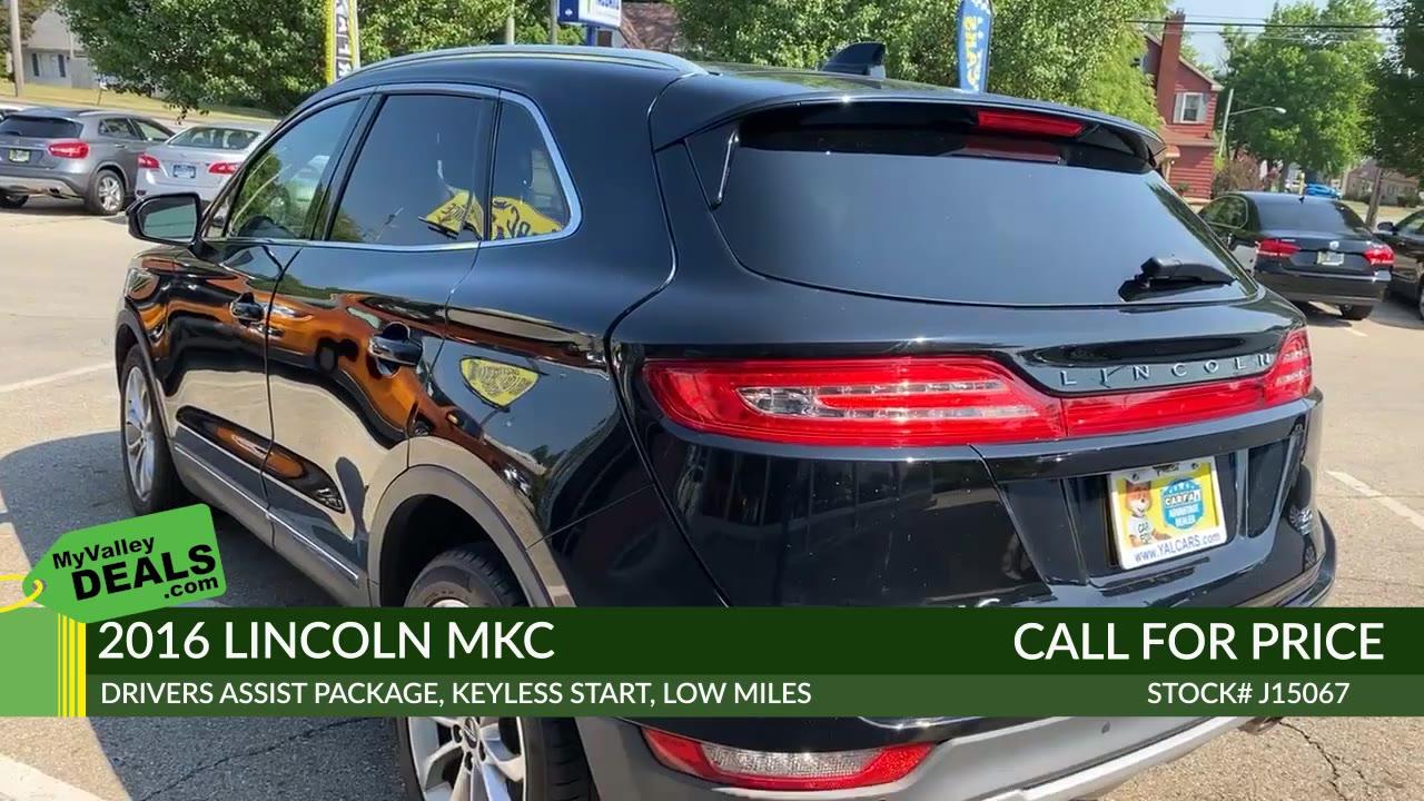 Yalcars Lincoln MKC