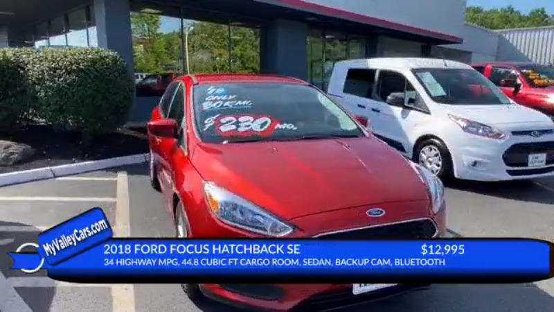 Ford Focus Hatchback Car Culture