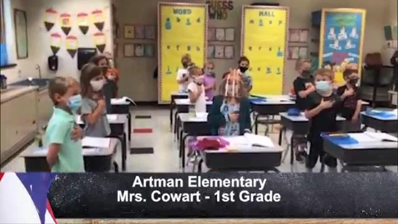 Artman Elementary - Mrs. Cowart - 1st Grade