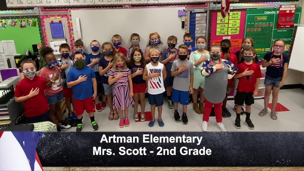 Artman Elementary - Mrs. Scott - 2nd Grade
