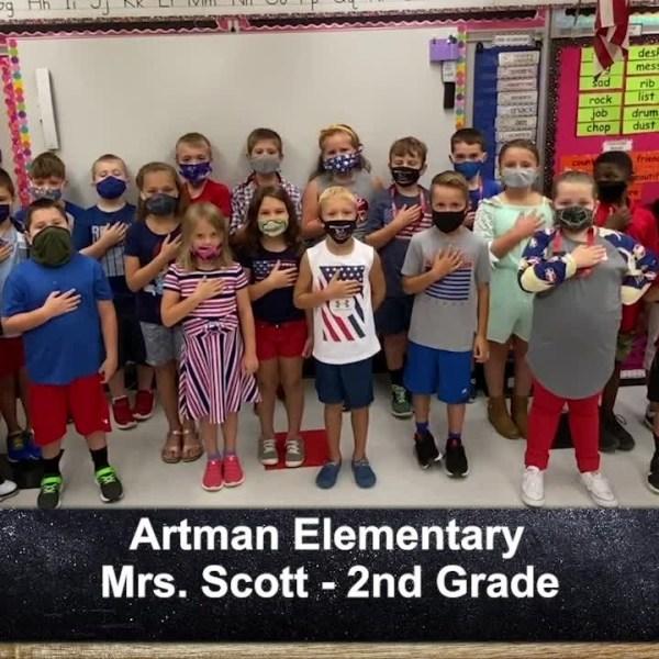 Artman Elementary - Mrs. Scott - 2nd Grade