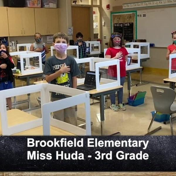 Brookfield Elemeentary - Miss Huda - 3rd Grade