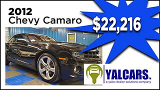 Chevy Camaro, Yalcars, MyValleyCars