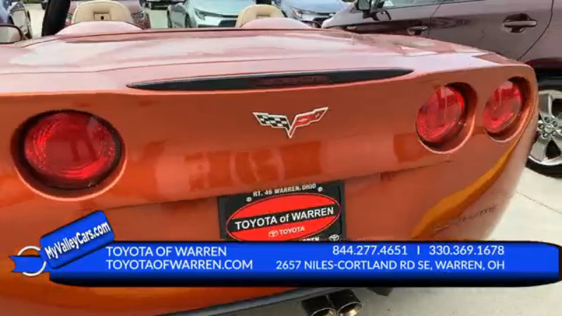 Corvette Toyota of Warren