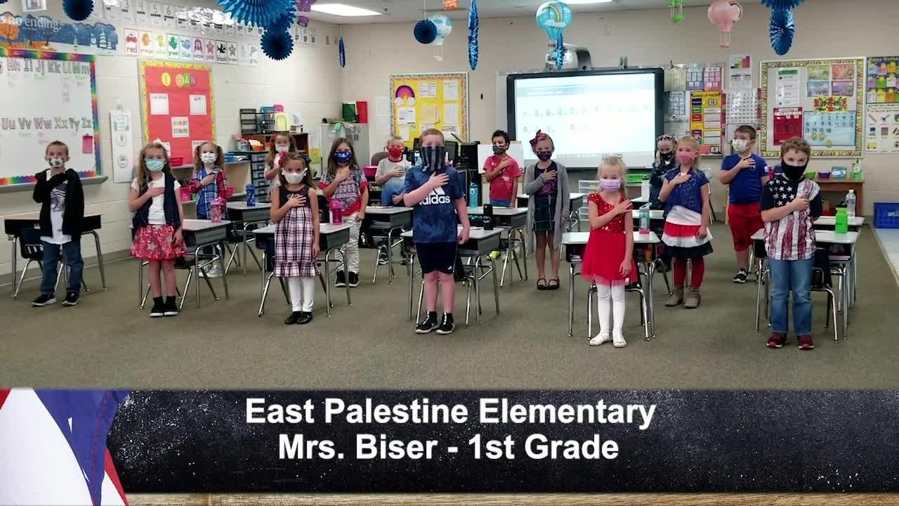 East Palestine Elementary - Mrs. Biser - 1st Grade
