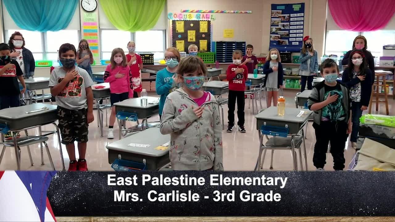 East Palestine Elementary - Mrs. Carlisle - 3rd Grade