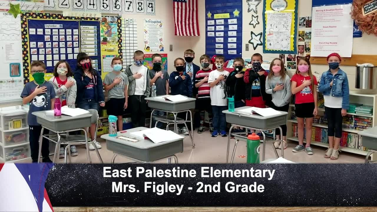 East Palestine Elementary - Mrs. Figley - 2nd Grade