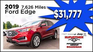 Ford Edge, Kufleitner Boardman, MyValleyCars