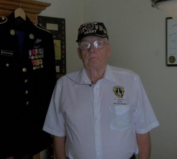 """Hometown Hero Haskel """"Wes"""" Westmoreland"""