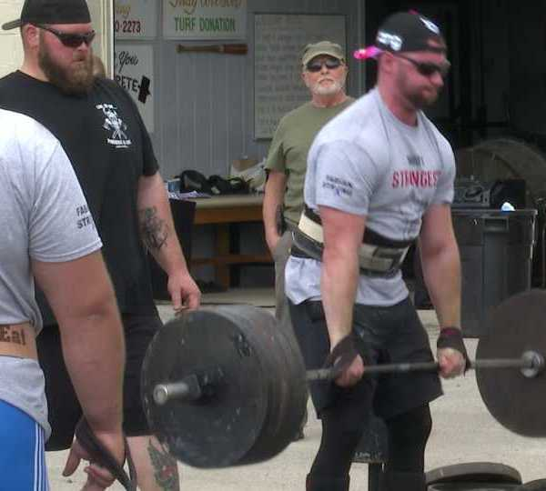 Iron Fit Crew competition benefit