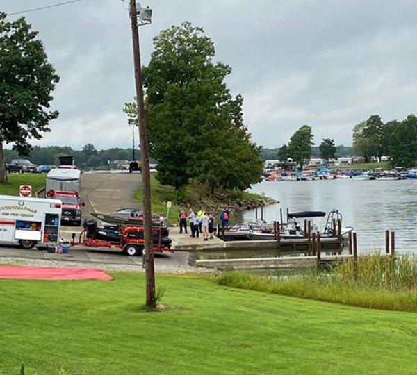 Lake Milton body recovery