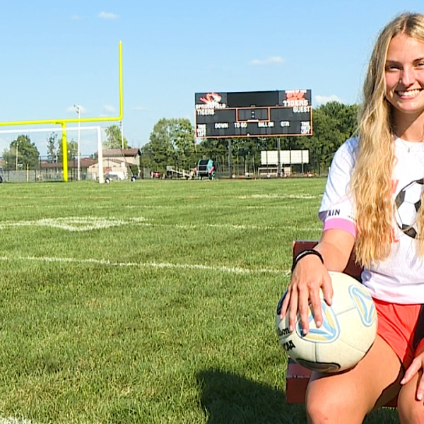 The Springfield senior is a goal-scoring machine for the Tigers with 150 career goals and counting, along with a 4.0 GPA