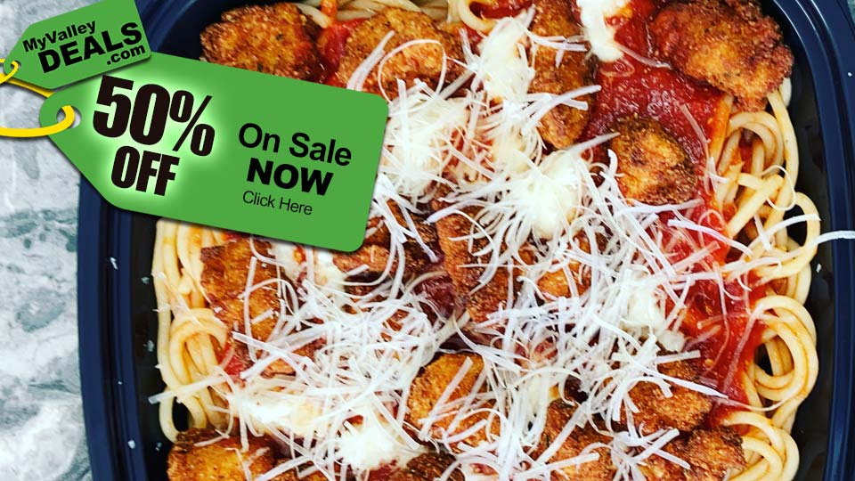 Tino's Italian Kitchen, On Sale Now Deals
