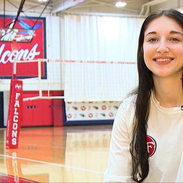 The Austintown Fitch senior is an All Conference setter with over 1,300 career assists, along with a 3.7 GPA