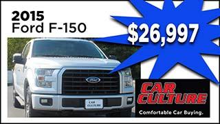 Ford F-150, Car Culture, MyValleyCars
