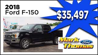Ford F-150, Mark Thomas Ford, MyValleyCars