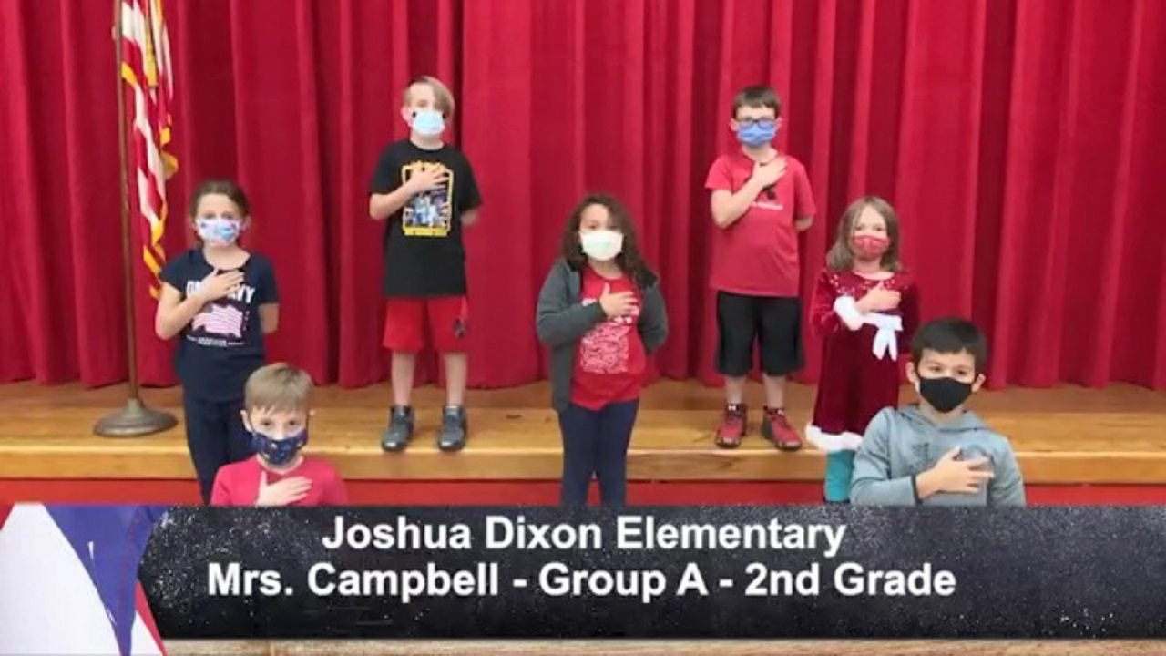 Joshua Dixon Elementary - Mrs. Campbell - A