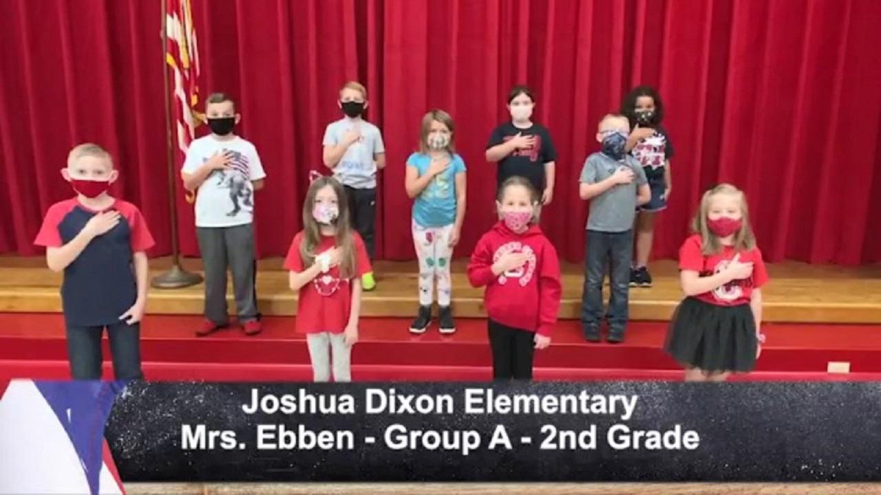 Joshua Dixon Elementary - Mrs. Ebben - 2nd Grade - A