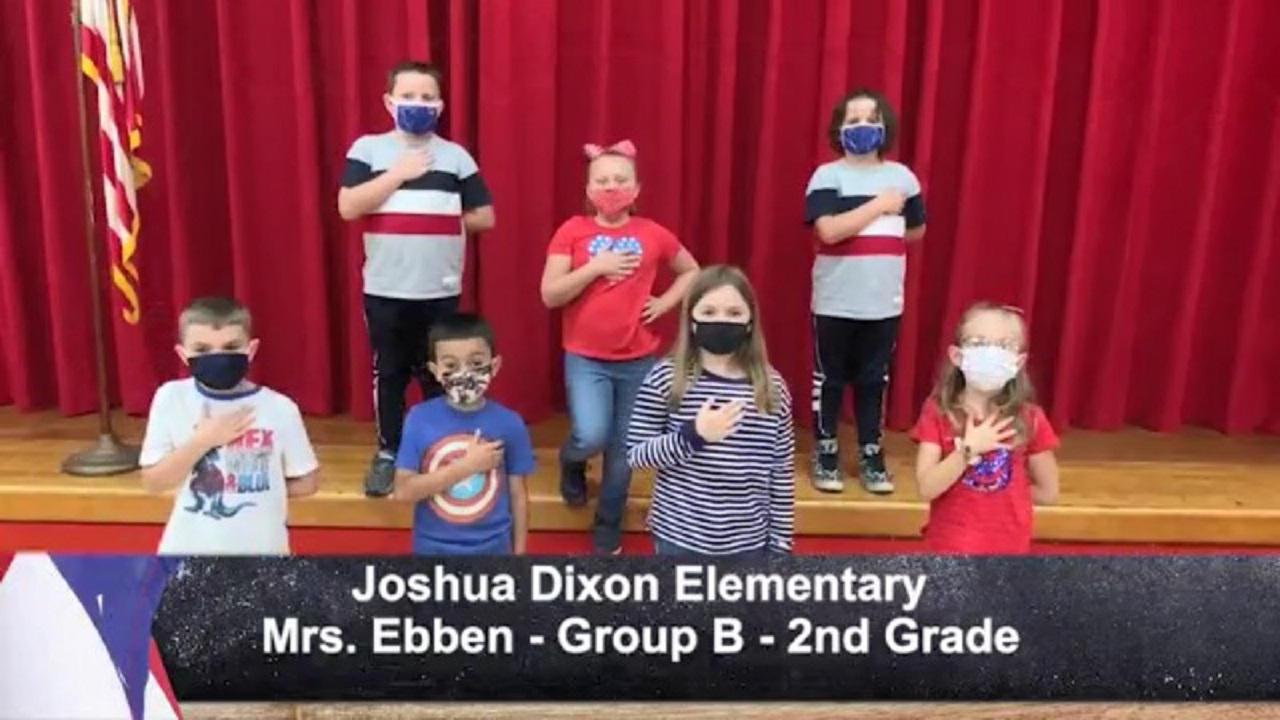 Joshua Dixon Elementary - Mrs. Ebben - 2nd Grade - B
