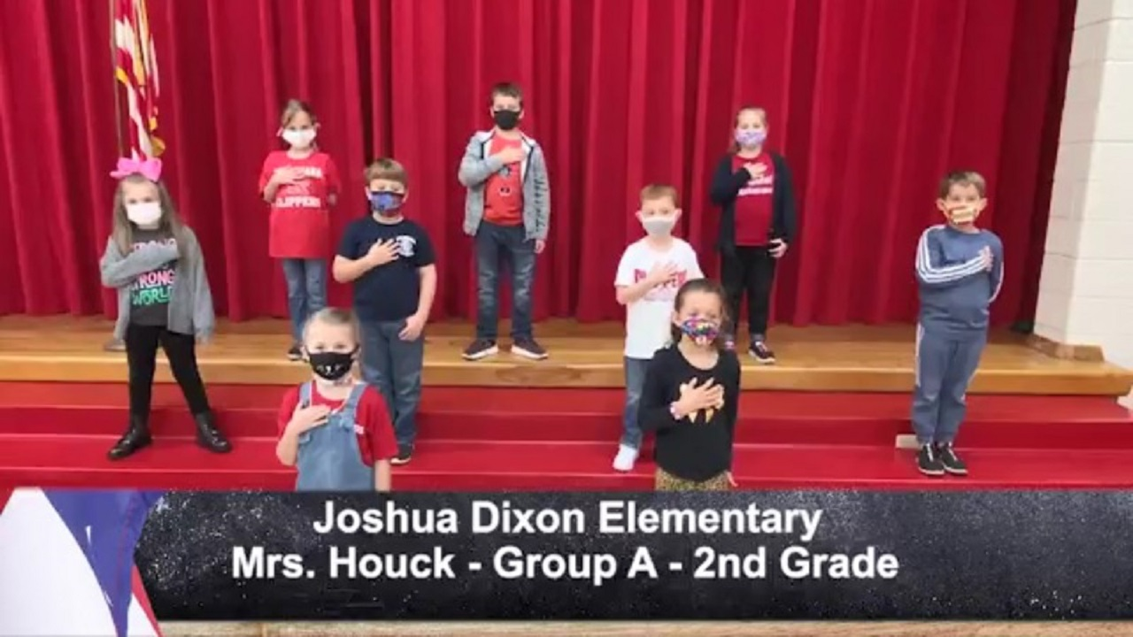 Joshua Dixon Elementary - Mrs. Houck - 2nd Grade - A