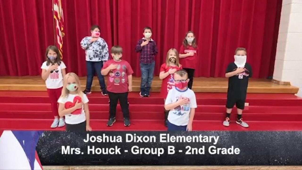 Joshua Dixon Elementary - Mrs. Houck - B