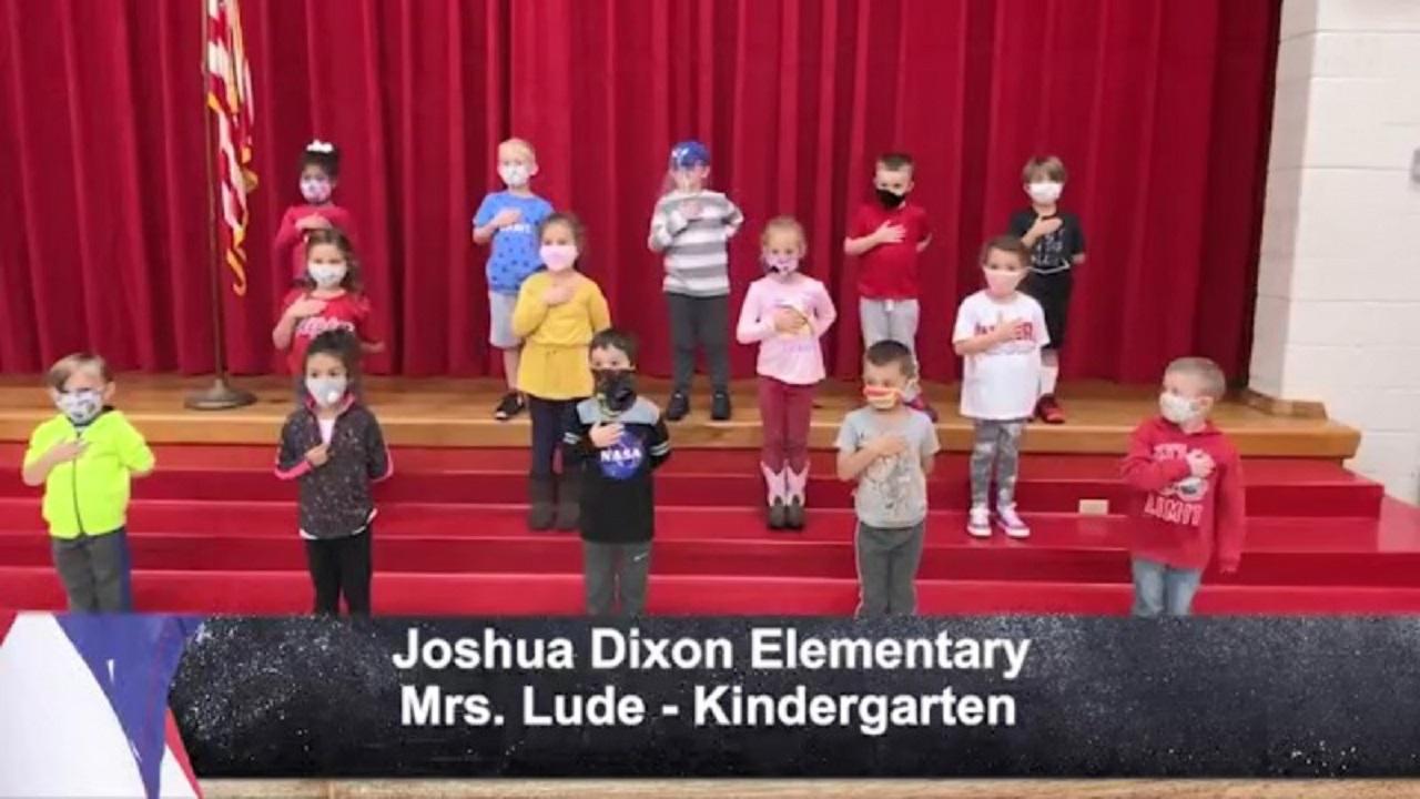 Joshua Dixon Elementary - Mrs. Lude - Kindergarten