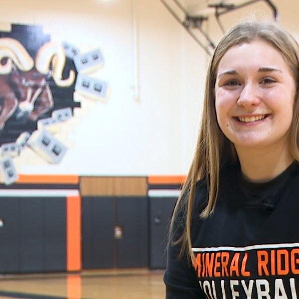 Student Athlete: Morgan Sigley