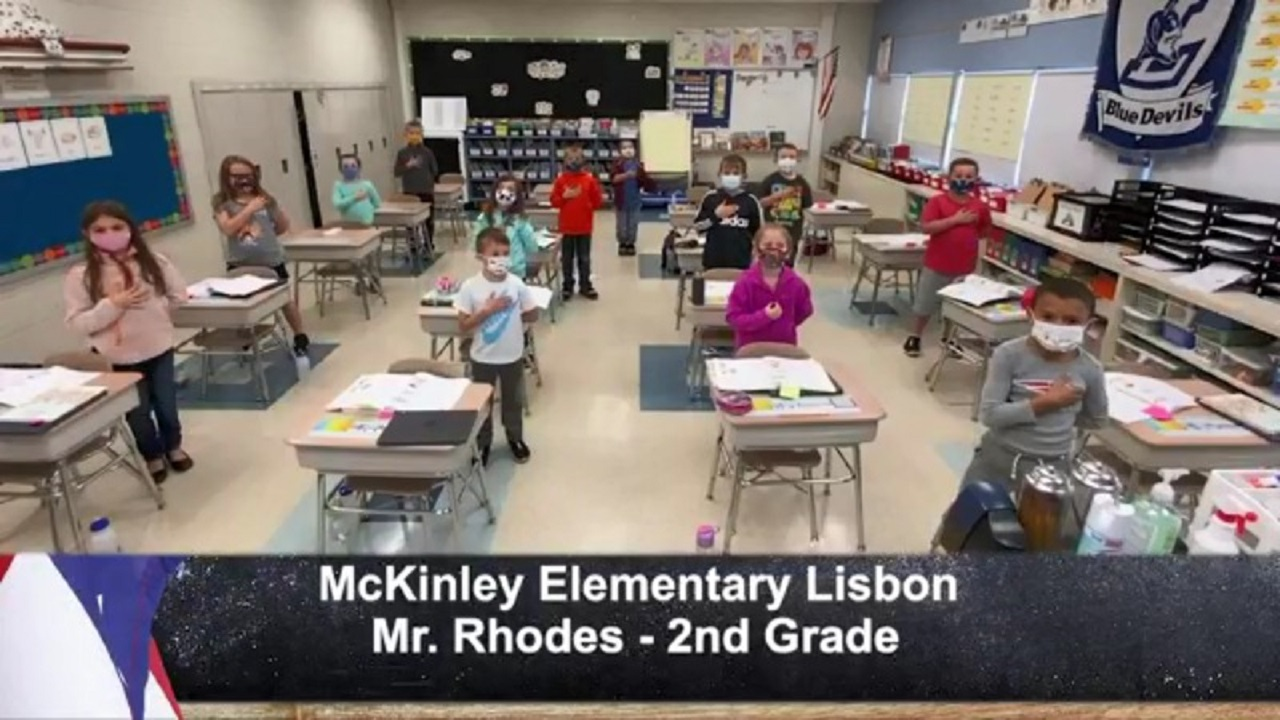 McKinley Elementary Lisbon - Mr. Rhodes - 2nd Grade