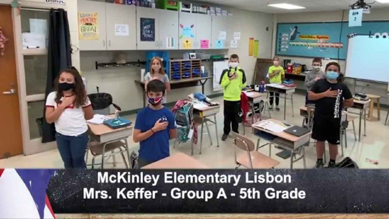 McKinley Elementary Lisbon - Mrs. Keffer - 5th Grade - Group A