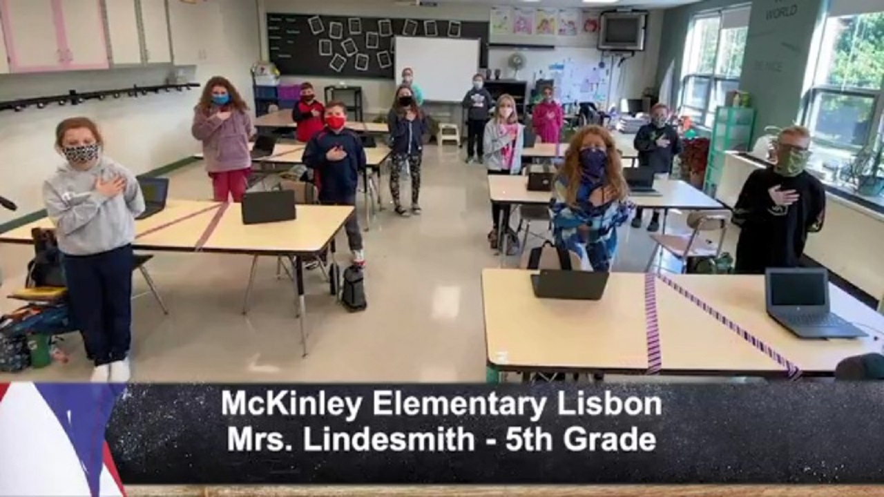 McKinley Elementary Lisbon - Mrs. Lindesmith - 5th Grade