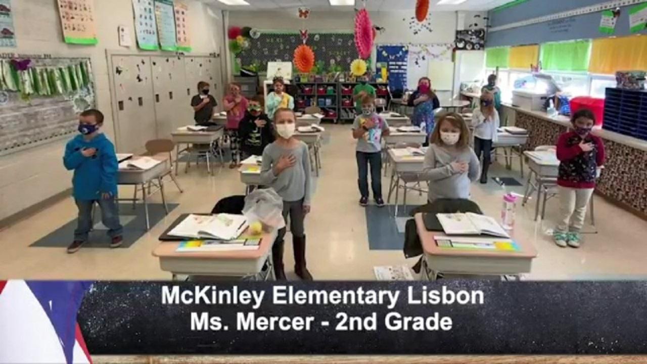 McKinley Elementary Lisbon - Ms. Mercer - 2nd Grade