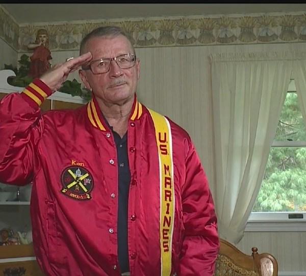 Veteran Ken Jakubec