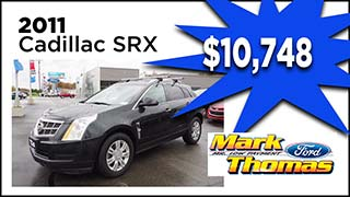 2011 Cadillac SRX, Mark Thomas Ford, MyValleyCars