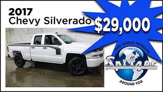 2017 Chevy Silverado, Spitzer Chevrolet, MyValleyCars