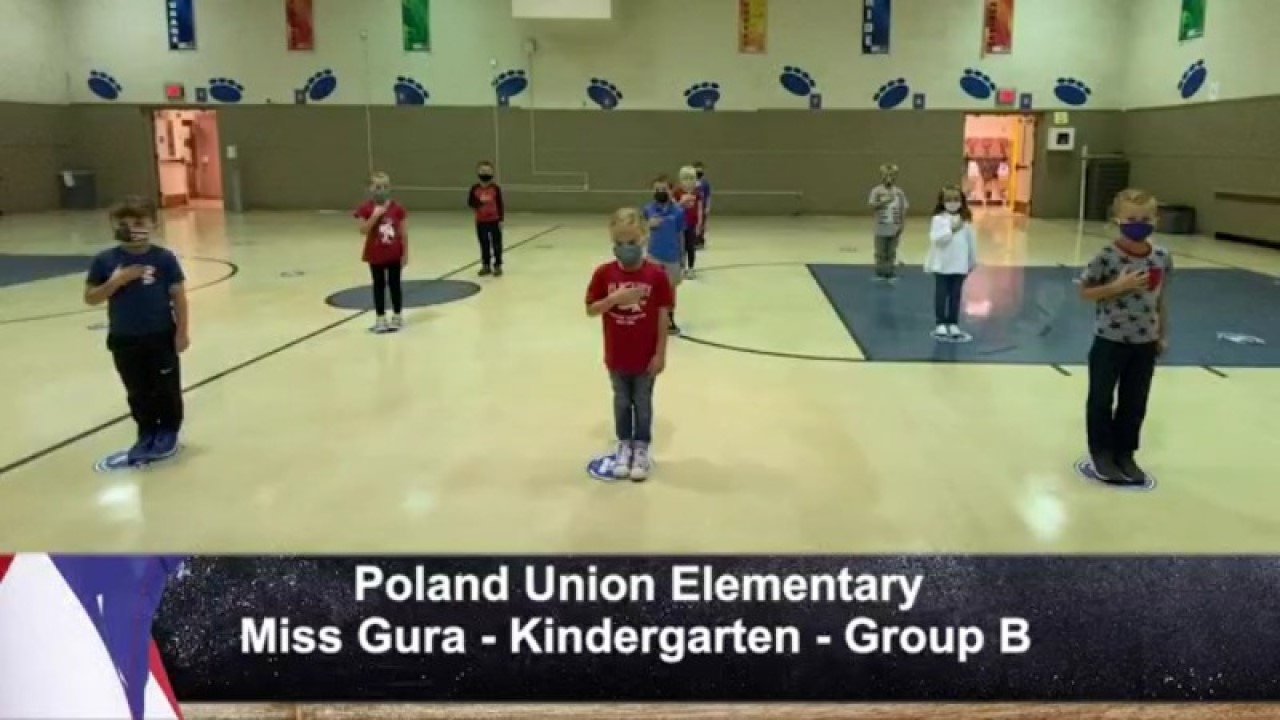 Poland Union - Miss Gurar - Kindergarten - Group B