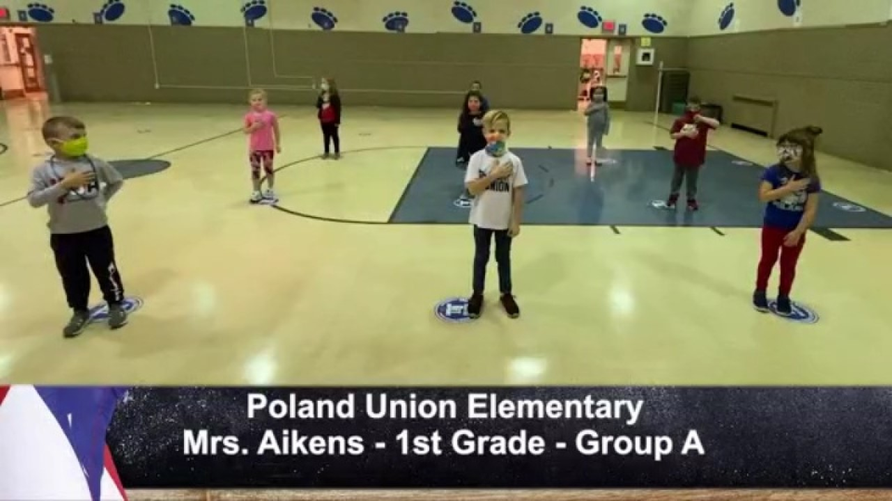 Poland Union - Mrs. Aikens - 1st Grade - Group A