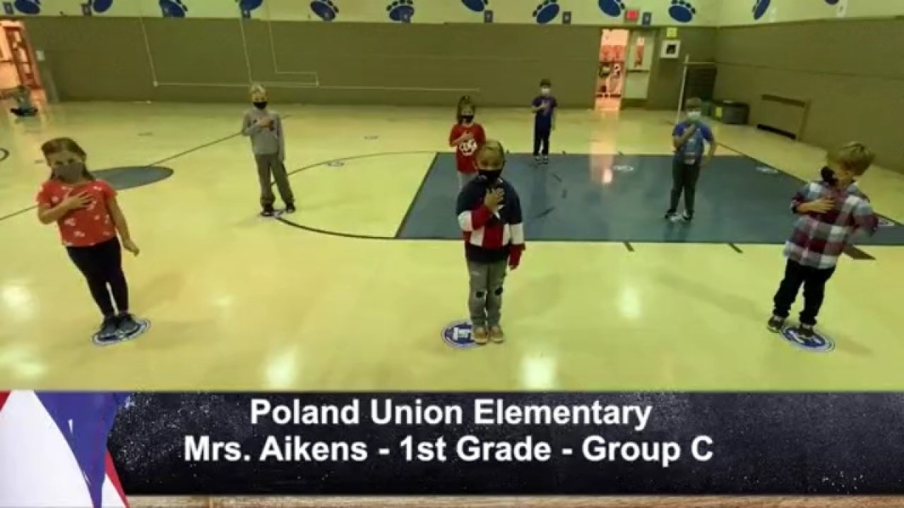 Poland Union - Mrs. Aikens - 1st Grade - Group C