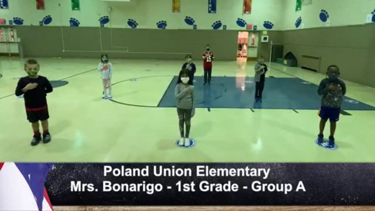 Poland Union - Mrs. Bonarigo - 1st Grade - Group A