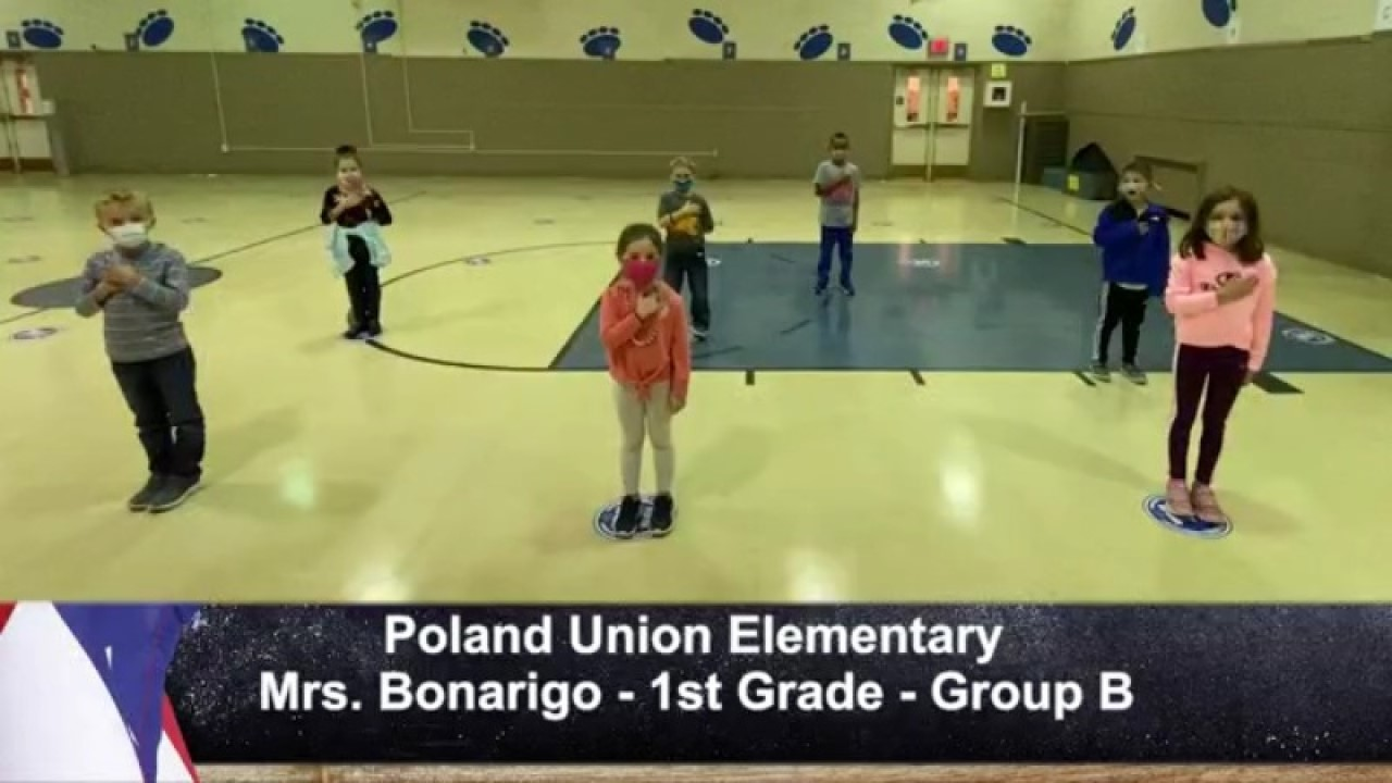 Poland Union - Mrs. Bonarigo - 1st Grade - Group B