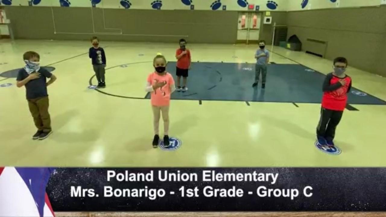 Poland Union - Mrs. Bonarigo - 1st Grade - Group C
