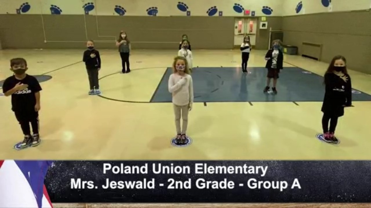Poland Union - Mrs. Jeswald - 2nd Grade - Group A