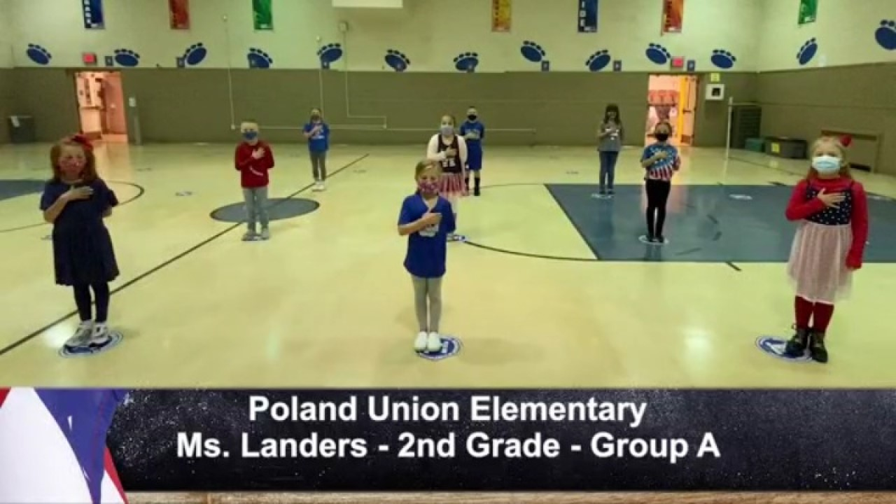 Poland Union - Ms. Landers - 2nd Grade - Group A