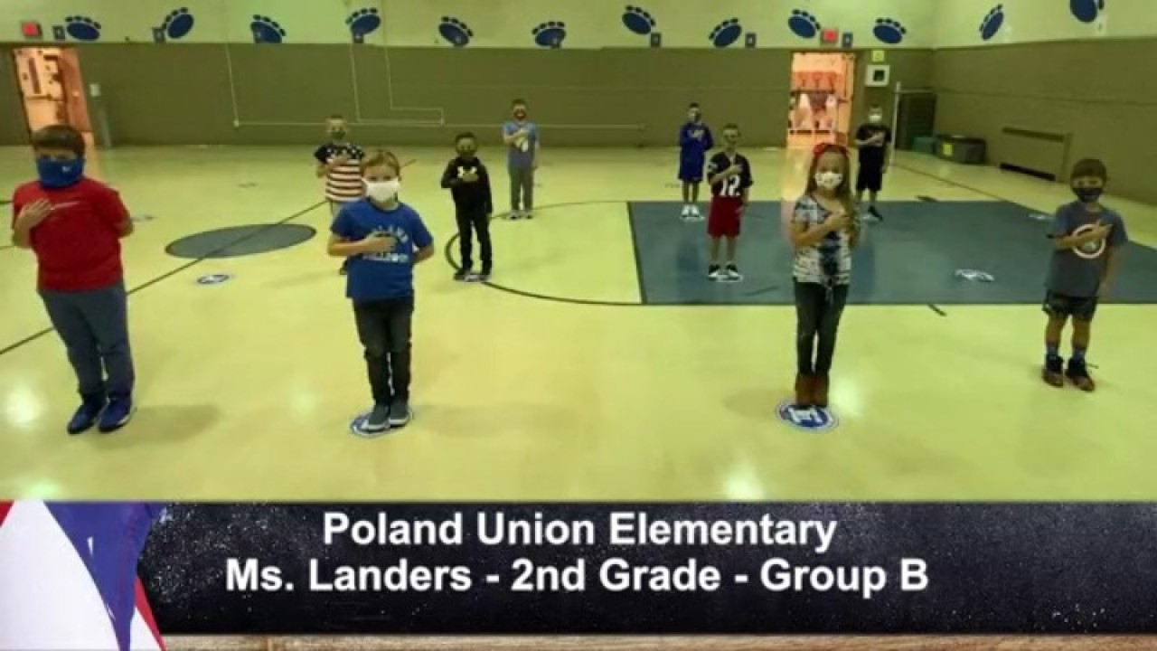 Poland Union - Ms. Landers - 2nd Grade - Group B
