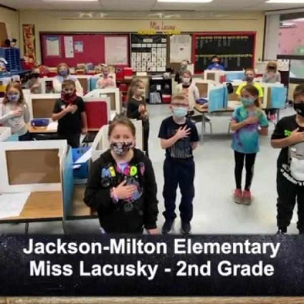 Jackson-Milton Elementary - Miss Lacusky - 2nd Grade