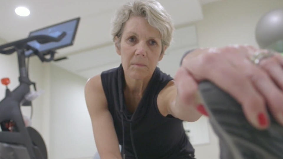 Parkinson's exercise study