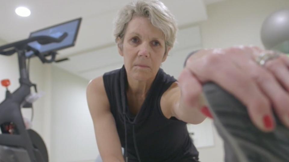 Parkinson's exercise study